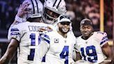 Cowboys' Pass-Catchers Ranked Among NFL Elite