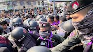 Bangkok Protesters Rally Against Lese-Majeste Laws as Leaders Face Charges