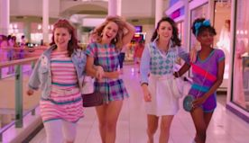 How 'Valley Girl' Recreated the Iconic '80s Shopping Mall for Musical Remake