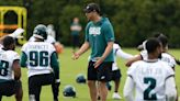 Eagles training camp 2021 observations, Day 3: A physical first few practices