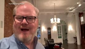 Video: Jim Gaffigan takes fans behind the scenes of 'Dinner with the Gaffigans'