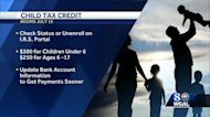 Child tax credit payments start going out this week