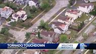 EF-3 tornado touches down outside Chicago