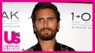 Scott Disick Attends 'SNL' Afterparty With Kardashians After DM Scandal