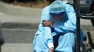 Health care workers burned out by the pandemic