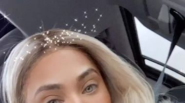 Steph Curry Defends Wife Ayesha's New Blonde Hair Against Instagram Trolls: 'Do You Boo Boo'