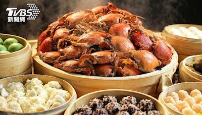 秋天吃蟹!晶華自助餐任你吃、香格里拉大閘蟹「蟹黃」吸客