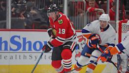 Blackhawks' Jonathan Toews removed from NHL's COVID-19 protocol