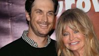 Goldie Hawn's son Oliver Hudson shares fun workout video inside bedroom