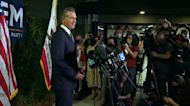 Recall effort to oust California Governor Gavin Newsom fails