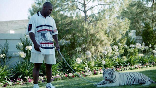 Tiger King: Memphis Depay not the first athlete to post picture with exotic animal