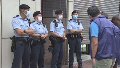 蕭澤頤:提防暴力地下化 警民關係差源自假新聞