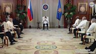 Duterte restores Philippines' key military agreement with US