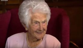 109-Year-Old Woman: Whiskey Is the Secret to Long Life
