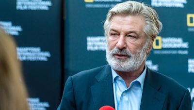 Alec Baldwin shooting: Actor says he is cooperating with police after two shot with prop gun