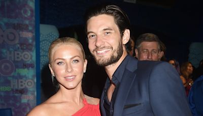 Julianne Hough Takes Walk with Actor Ben Barnes While Social Distancing in L.A.
