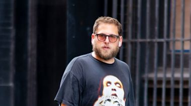 Jonah Hill Responds to Meme About Him Dropping His Coffee: 'I'll Never Forget You'