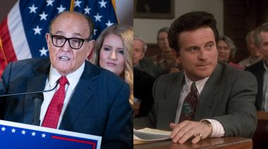 'My Cousin Vinny' director responds to Rudy Giuliani after Trump attorney references film