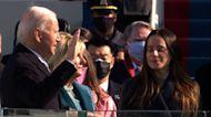 Biden touts successes, faces tests in 1st 100 days