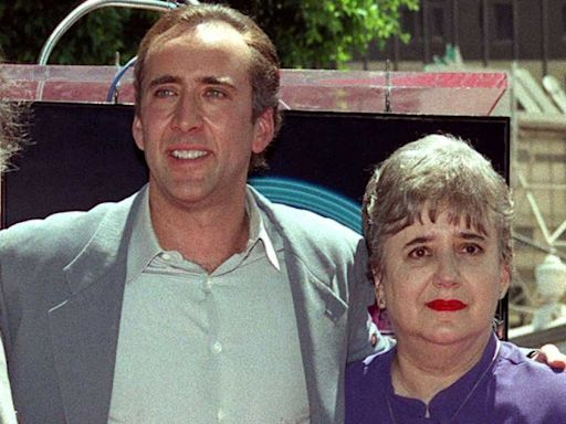 Joy Vogelsang, Dancer and Nicolas Cage's Mother, Dead at 85