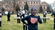 Howard University Marching Band Prepares to Escort Kamala Harris at Inauguration