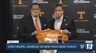 Vols announce Heupel as new Head Coach p1