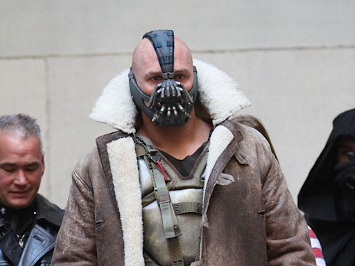 Tom Hardy's Bane Had A Surprising Inspiration In 'Dark Knight Rises'