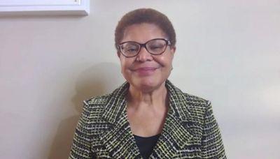 Rep. Karen Bass: May need to 'move individual bills forward' on police reform