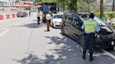 大埔警區1至3月打擊交通違例 發近57000張牛肉乾票控134人 | 社會事
