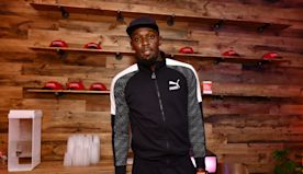 Usain Bolt has given his baby daughter a truly fitting name, complete with epic middle moniker