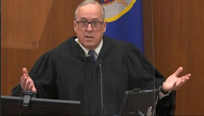 The judge in the Derek Chauvin case is orchestrating one of the nation's most widely watched murder trials. Meet Peter Cahill.