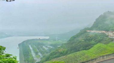 石門水庫集水區下雨 照片曝光網嗨爆
