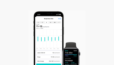 How to monitor your breathing rate while you sleep with Apple Watch