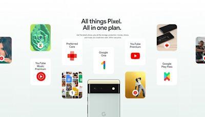 Google推出Pixel Pass服務綁定訂閱 但目前僅限美國境內Pixel 6系列