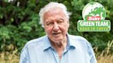 Sir David Attenborough to be green poster boy for COP26 climate summit