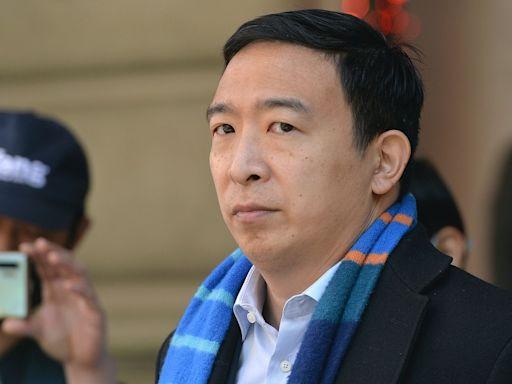 楊安澤針對以巴衝突的表態,顯示他不在乎種族主義受害者,除非可以從中得利
