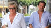 Rod Stewart and Son Sean Ordered to Appear in Palm Beach Court After Altercation on New Year's Eve