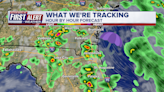 Wet, stormy pattern continues