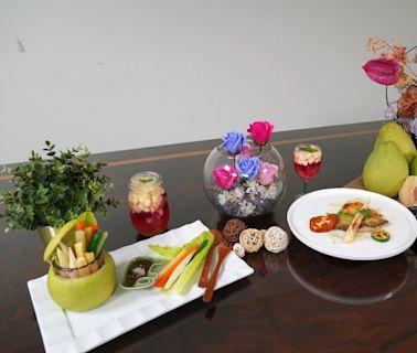 中秋應景 營養師推柚子料理簡單做 - 樂活飲食 - 自由健康網