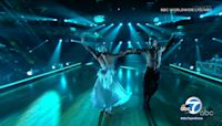 'Dancing with the Stars' recap: 'Villains Night' scares up one perfect score, sends another couple packing