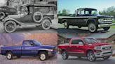 FCA Gives A Look Back At 100+ Years Of Dodge/Ram Trucks