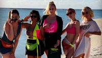 Rebel Wilson Rocks Bathing Suit For Reunion With 'Pitch Perfect' Ladies