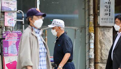 韓國將啟動長者疫苗加強針計劃 籲民眾配合防疫遏制疫情