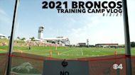 2021 Denver Broncos Training Camp Vlog - 8/2/21