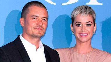 Orlando Bloom Shares His Tearful Reaction to Katy Perry's Inauguration Night Performance