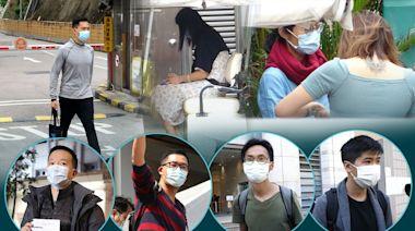 47民主派被控●赤柱|岑敖暉太太陳志全友人探訪 朱凱廸學越南文驗出眼疾 | 蘋果日報