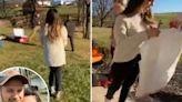 Josiah Duggar's wife Lauren praised for wearing pants at strict in-laws