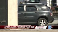 Police find SUV in search for missing boy