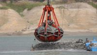 盧碧颱風來勢洶洶 水利署緊急清淤、放水 維護水庫安全