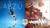 【限時免費】《 ABZU 》、《 Rising Storm 2: Vietnam 》放送, 10 月 15 日晚上 11 時前快領取!